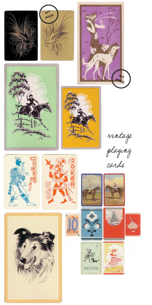 Vintage-playing-cards