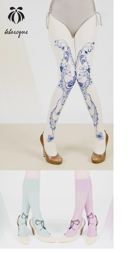 Bebaroque-tights