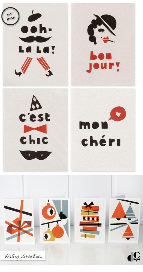 Darling-clementine-paper-cards
