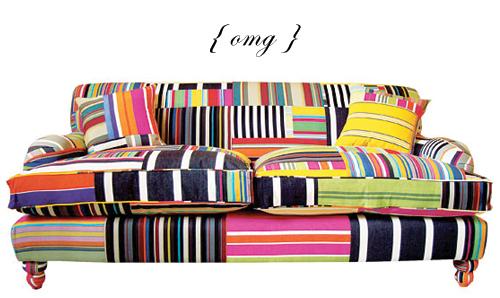 Squint-sofa