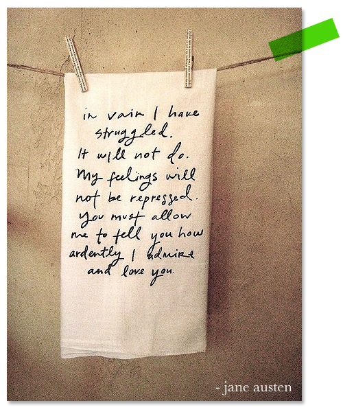 Jane-austen-mr-darcy-tea-towel