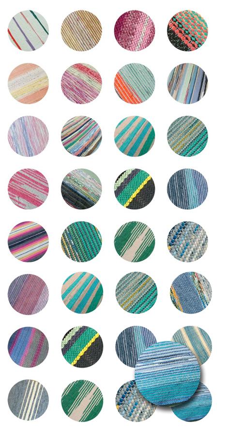 Woven-textures