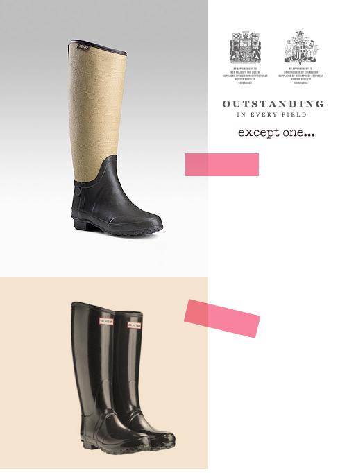 Hunter-boots