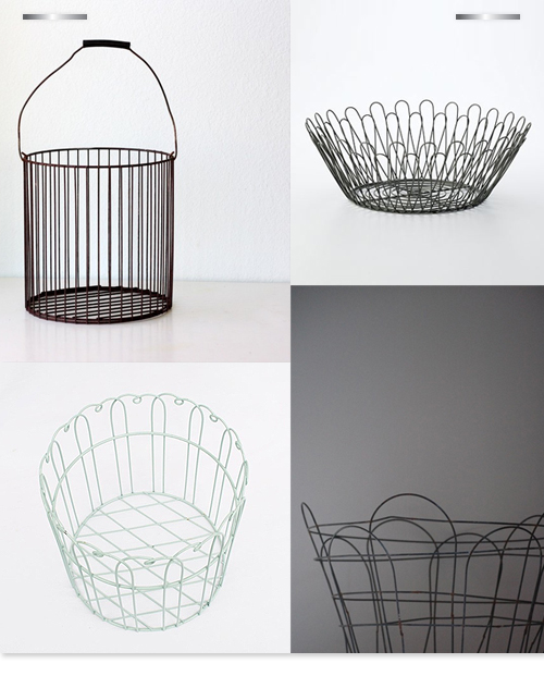 Wire-baskets