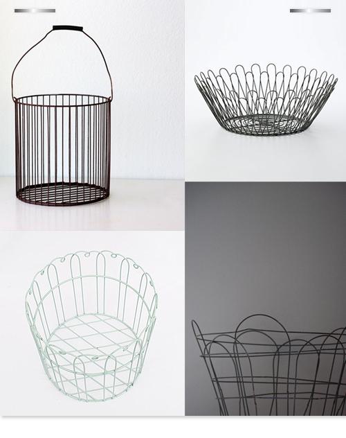 Wire-baskets