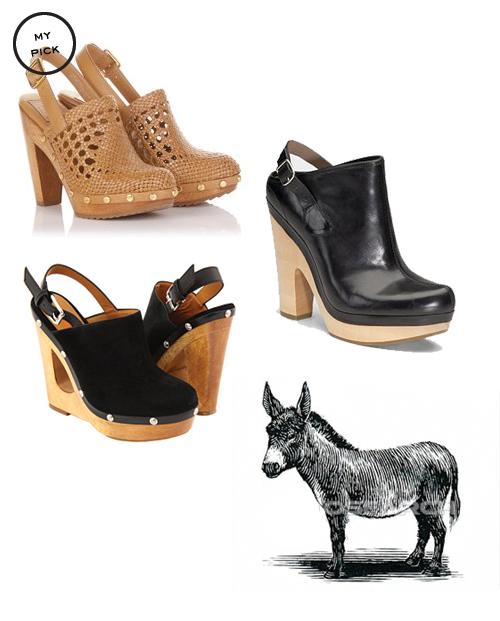 Mule-picks