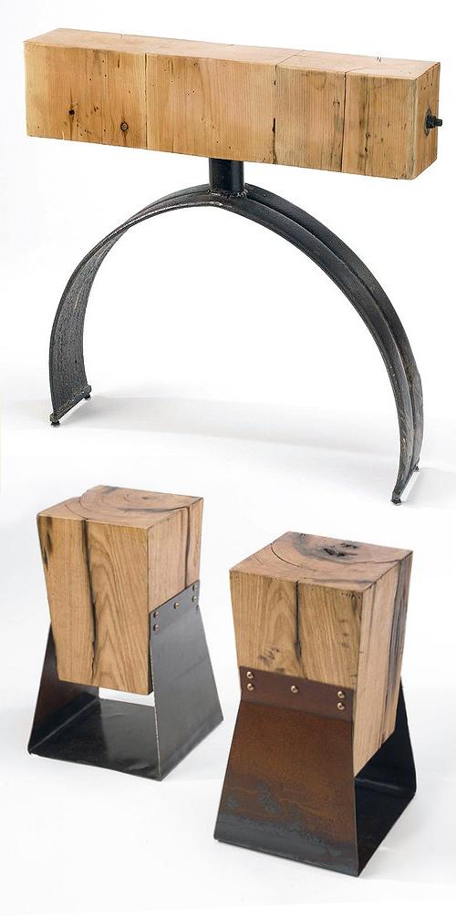 Sculptural-furniture
