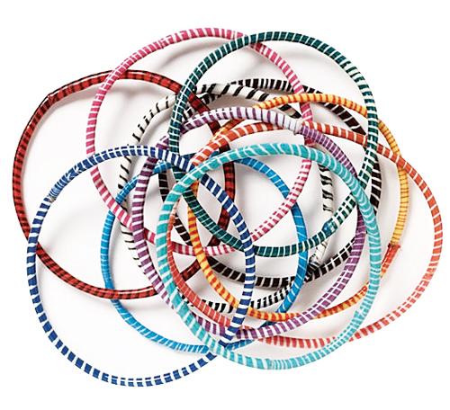 Flip-flop-bracelets